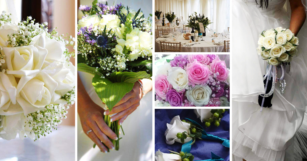 Wedding Flowers Dundee by Impulse Flowers in Dundee